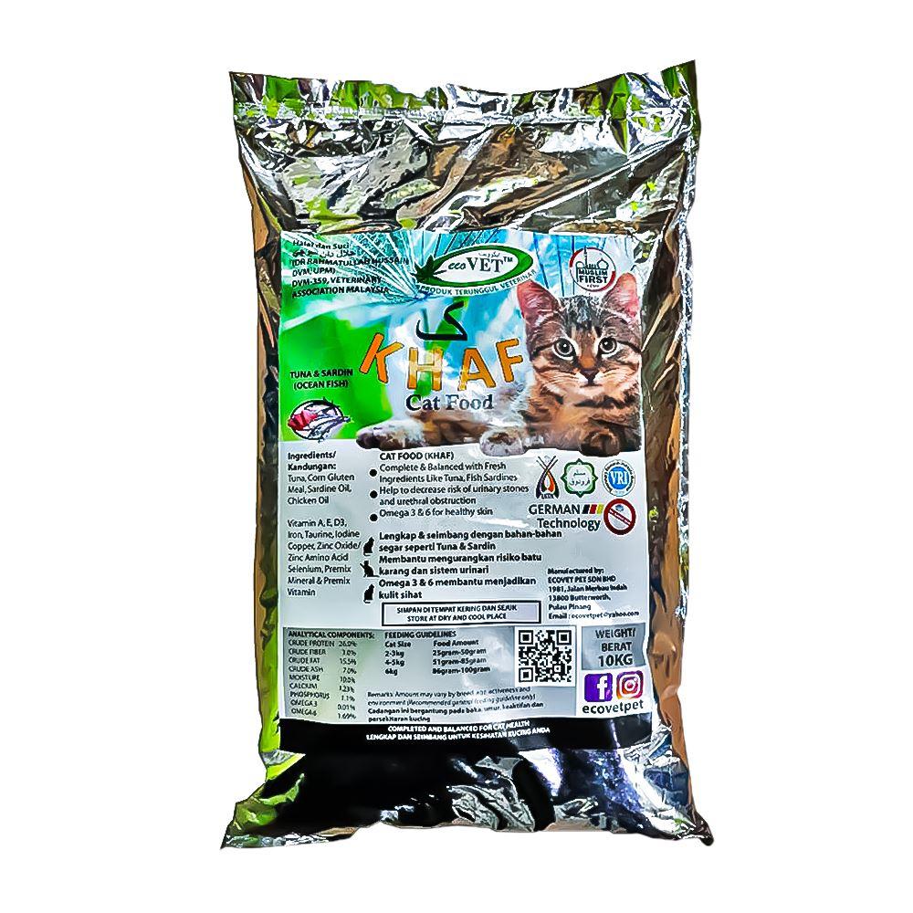 Khaf Cat Food 10kg
