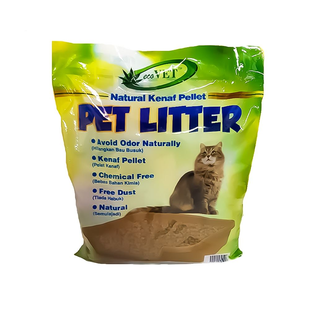 Natural Kenaf Pet  Litter