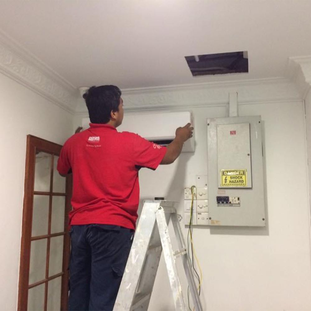 Air-conditioner Installation and Services