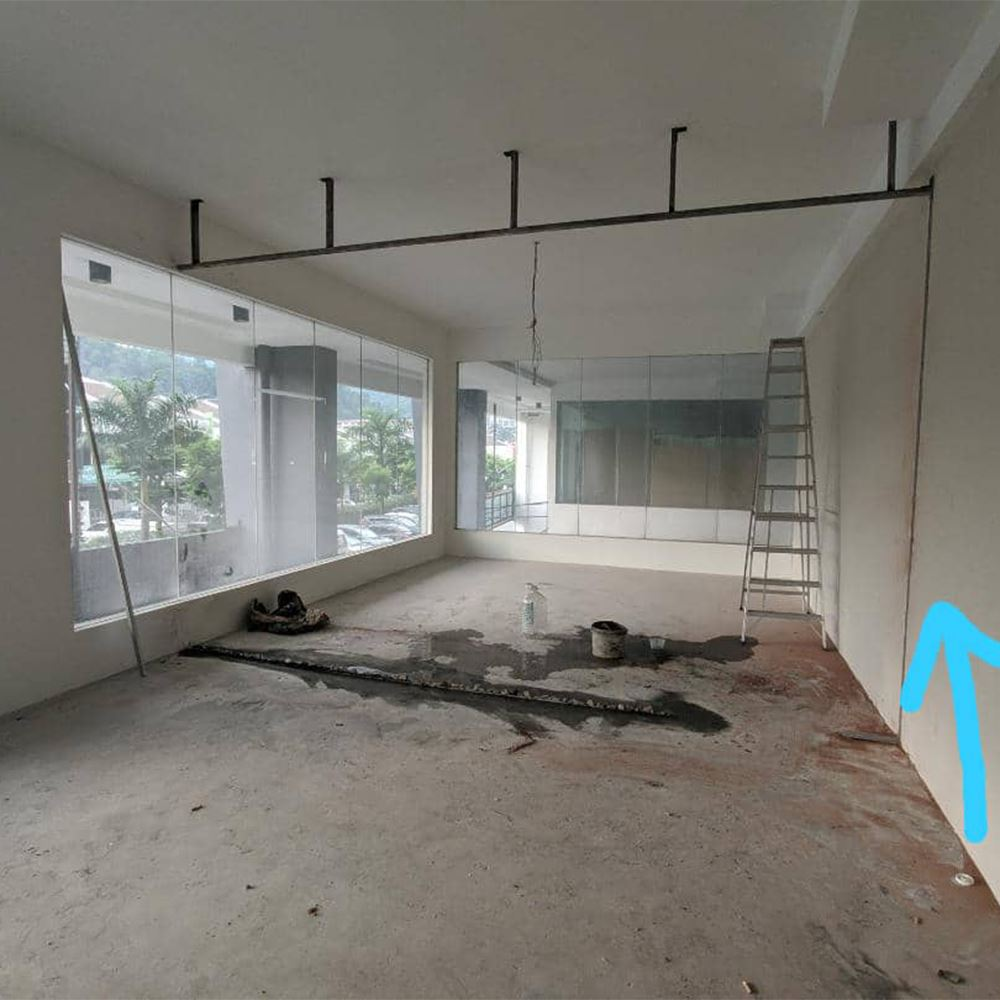 Office and House Renovation