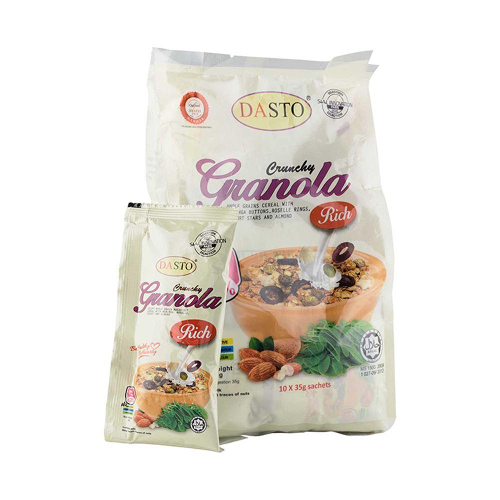 Crunchy Granola Rich