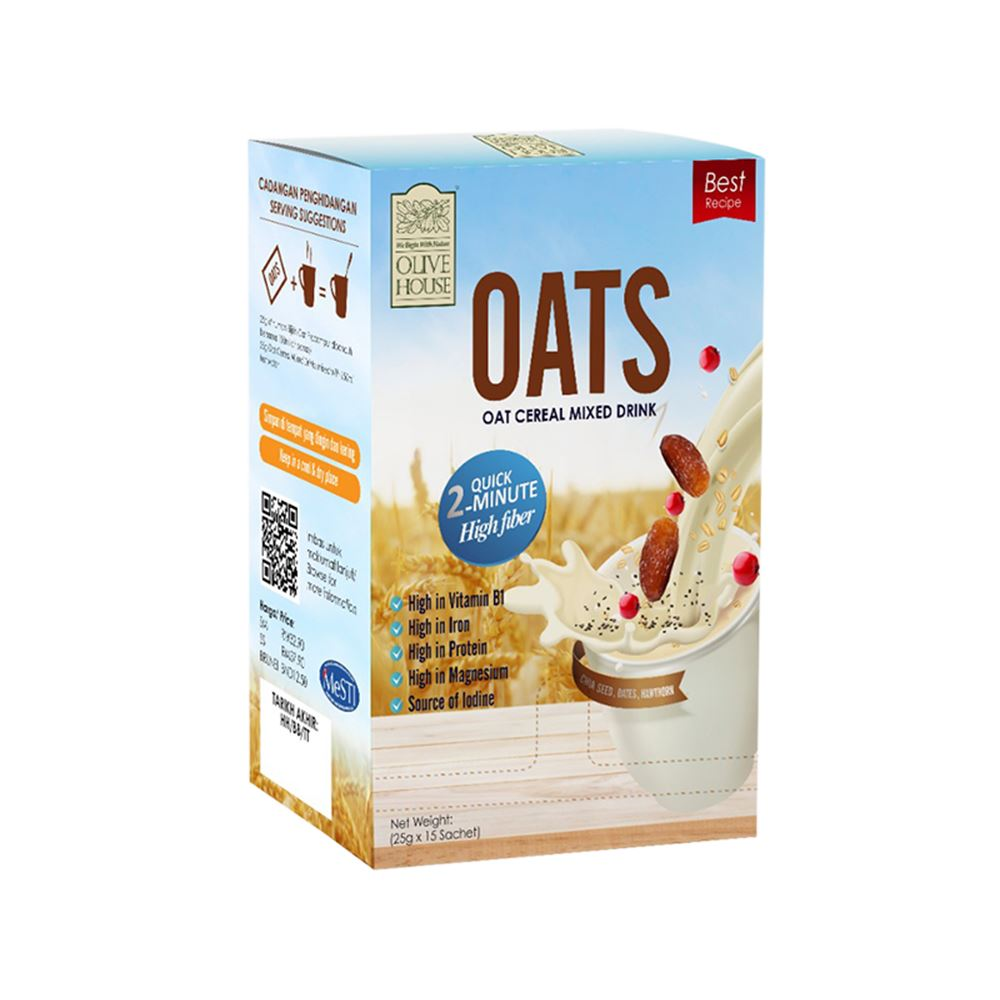 Oat Cereal Mixed Drink
