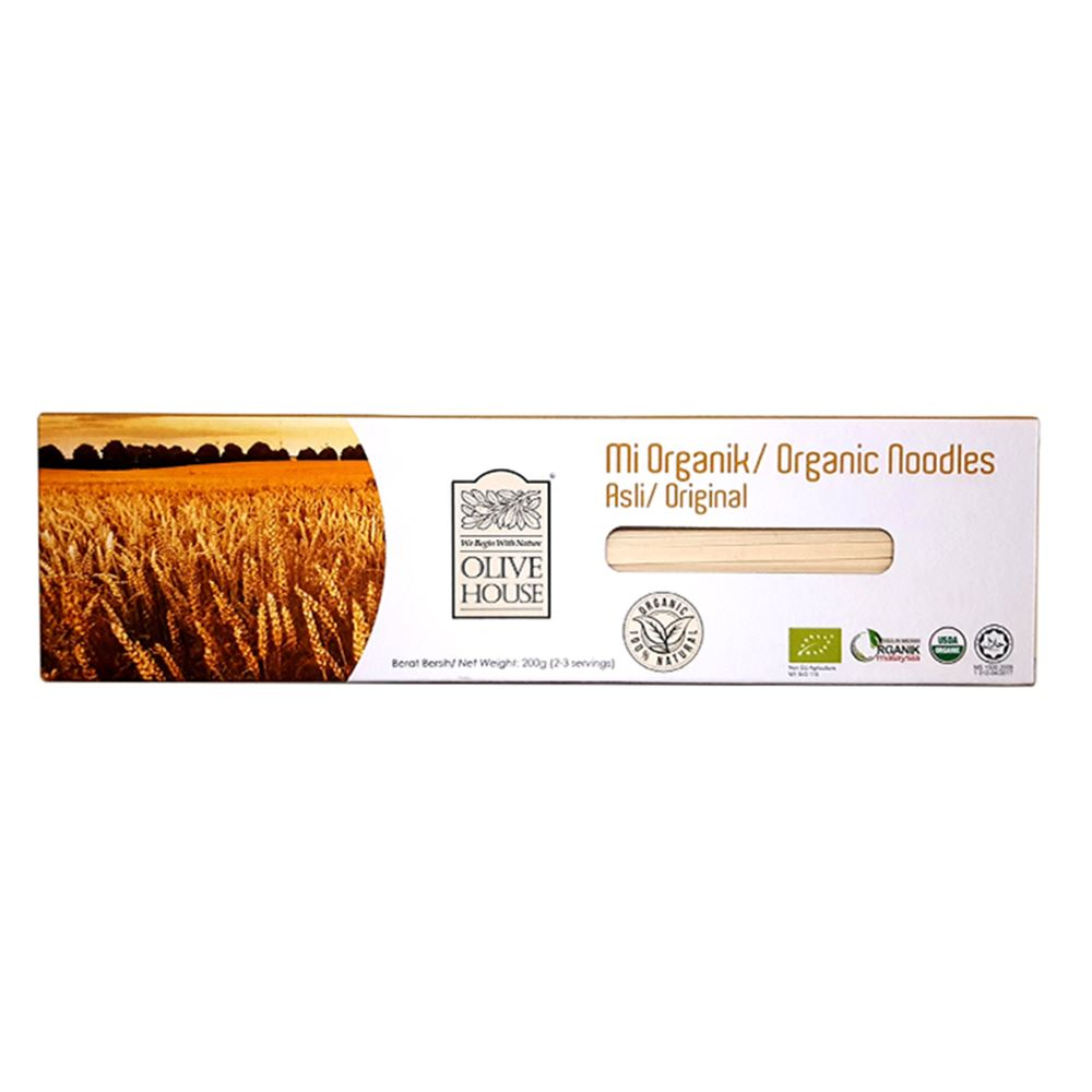 Organic Noodles