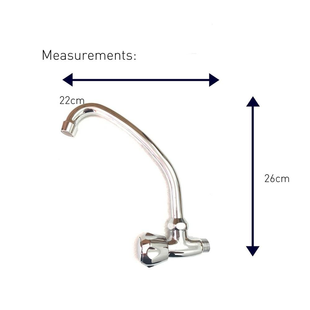 Wall Mounted Sink Tap