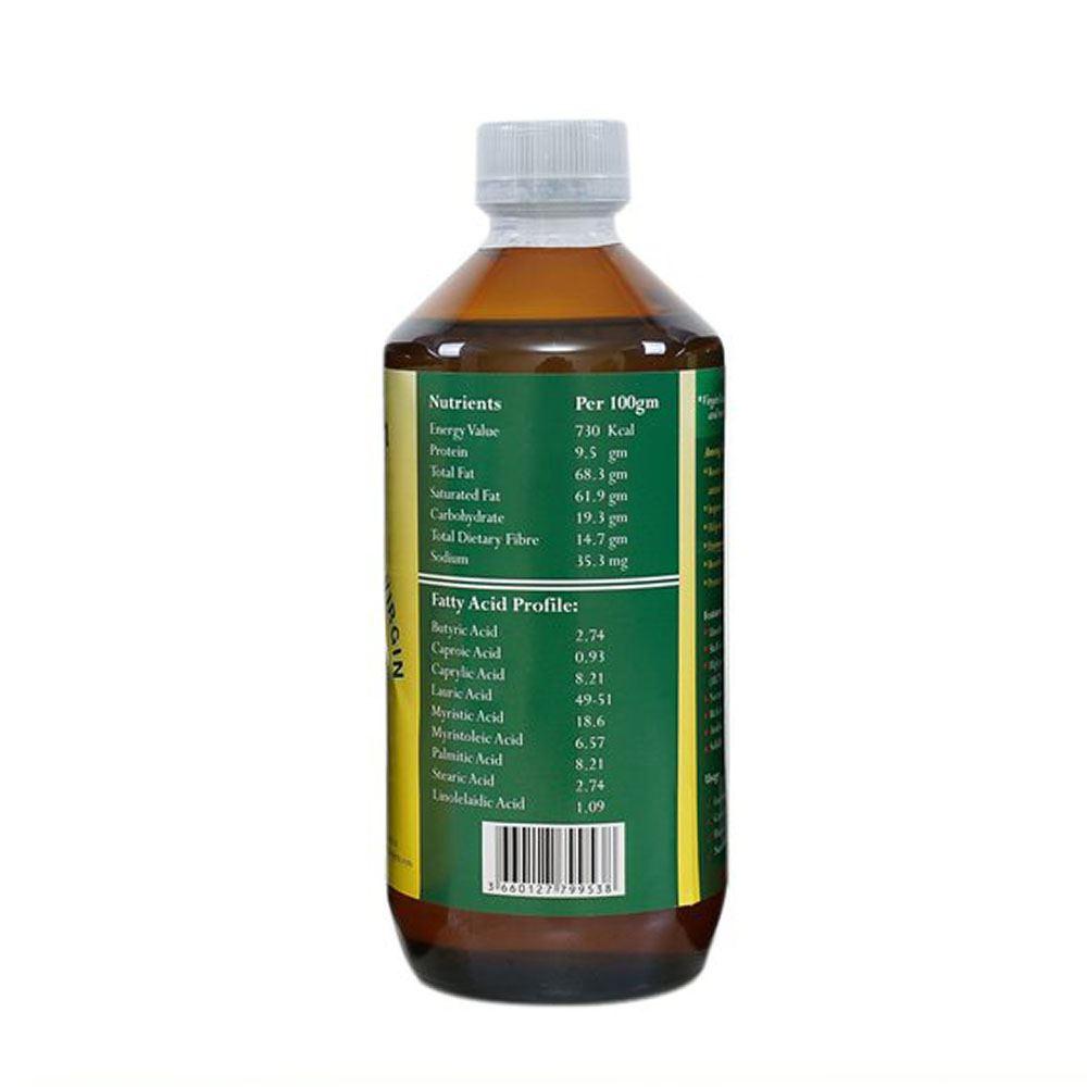 Nature's Gem Virgin Coconut Oil