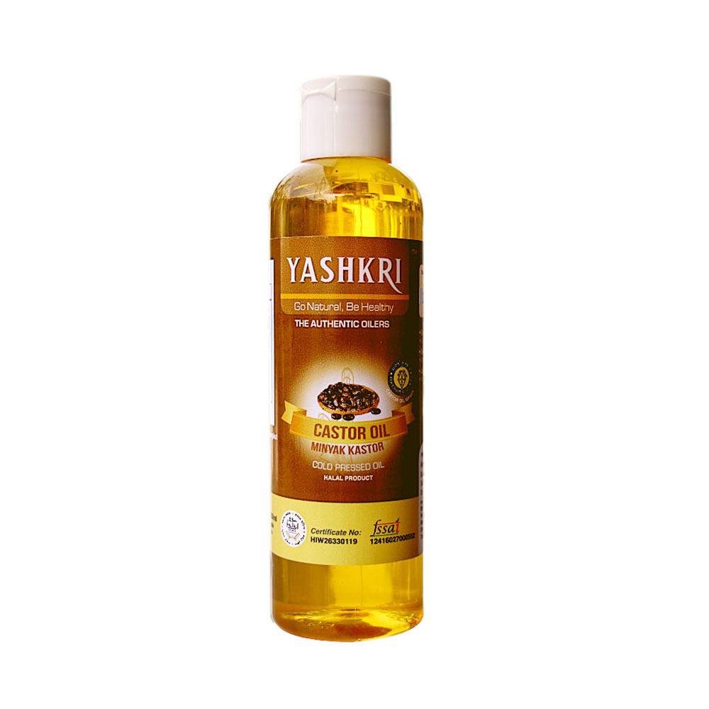 Virgin Castor Oil 200ml
