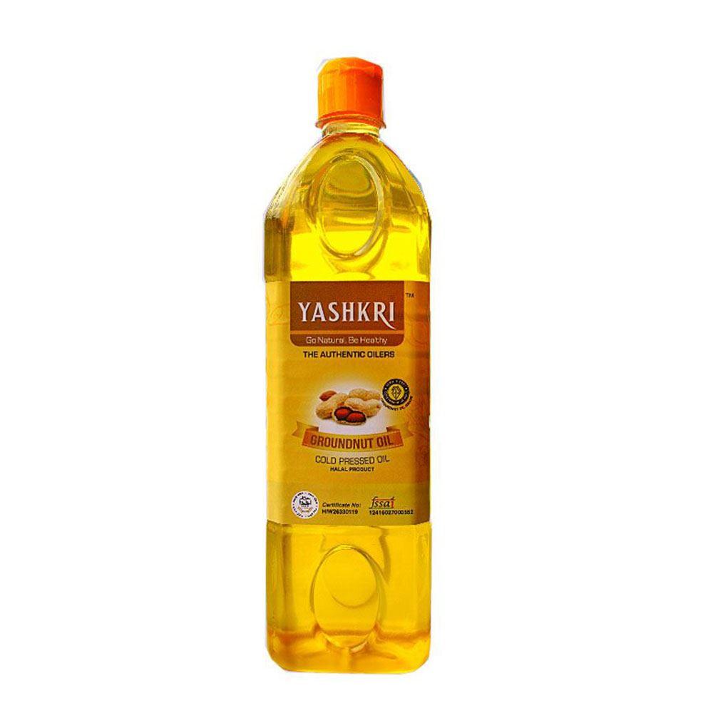 Virgin Groundnut Oil 500ml &1000ml