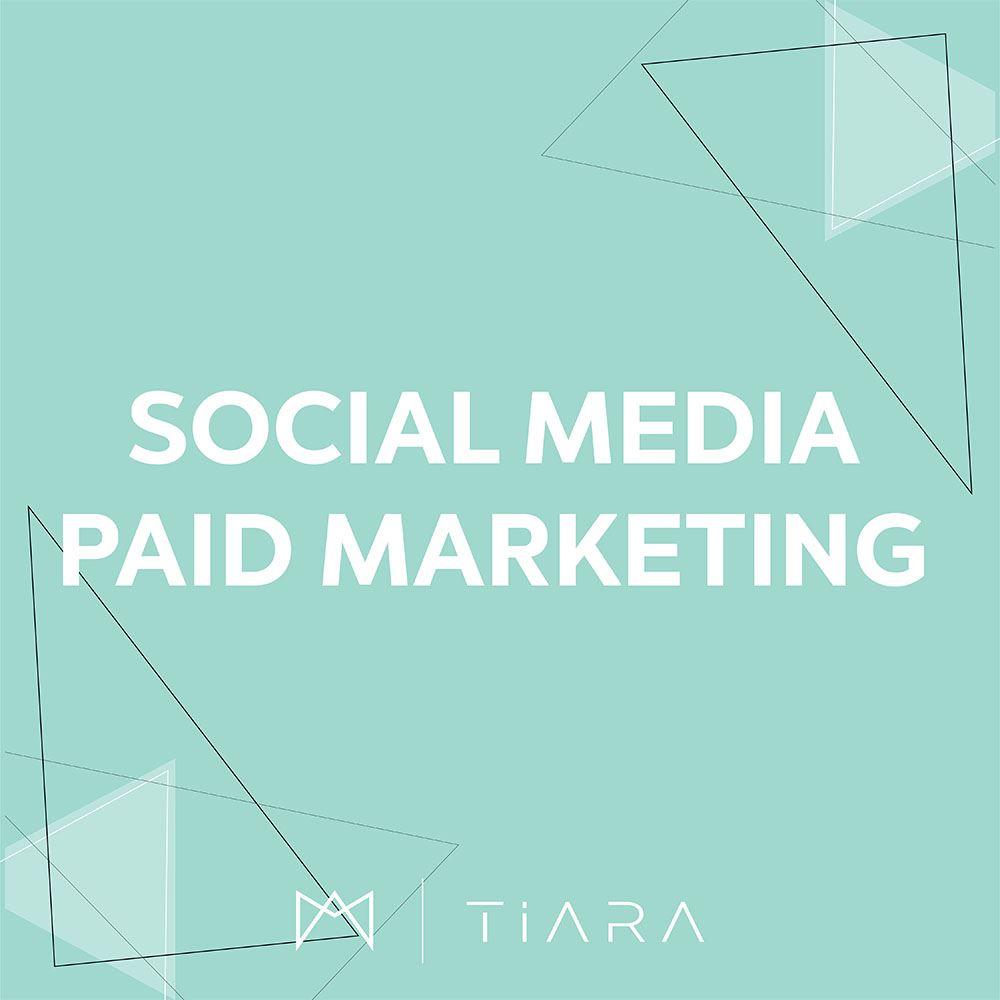 Social Media Paid Marketing