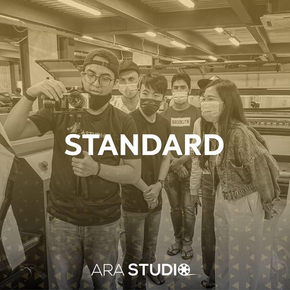 Standard Video Package