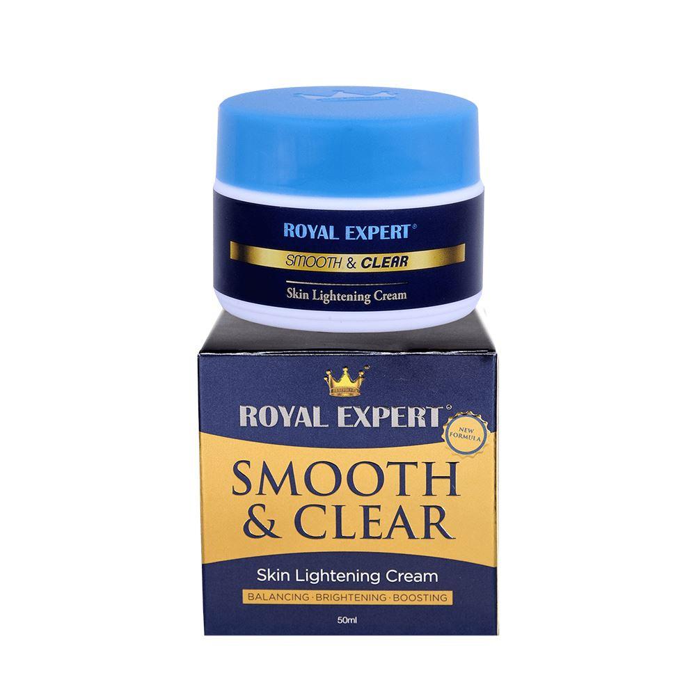 Smooth & Clear Skin Lightening Cream (50ml)