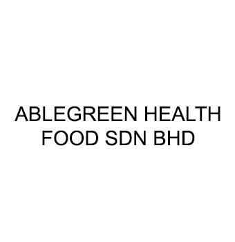 Ablegreen Health Food Sdn Bhd