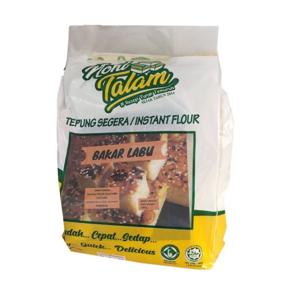 Bakar Labu Instant Flour