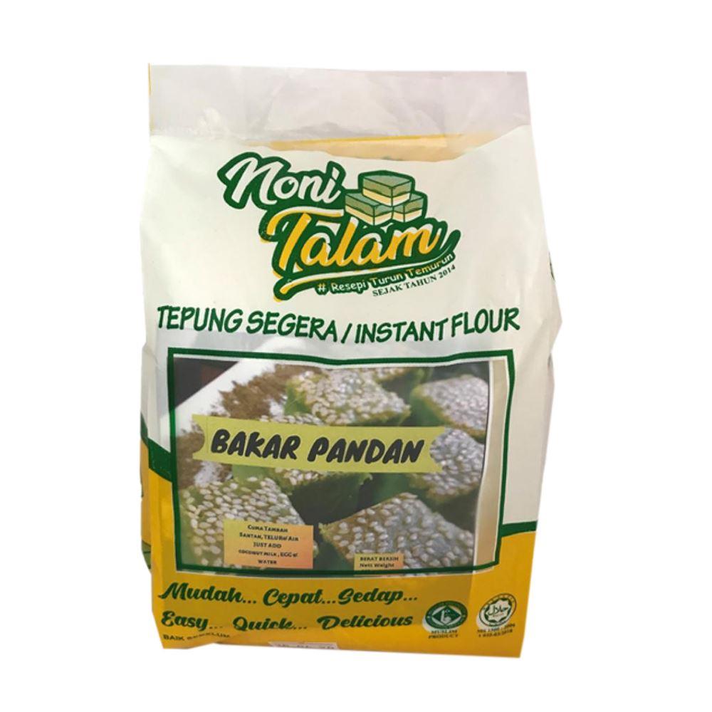 Bakar Pandan Instant Flour