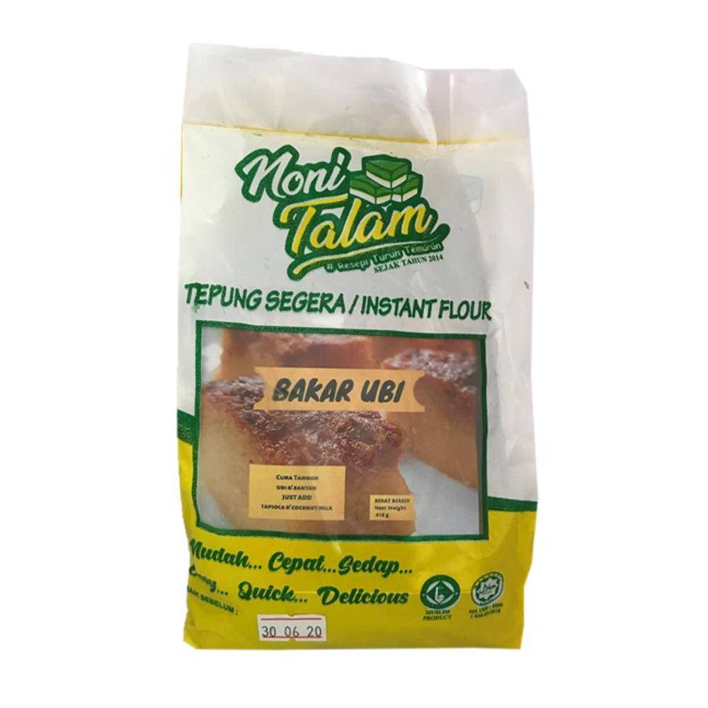 Bakar Ubi Instant Flour