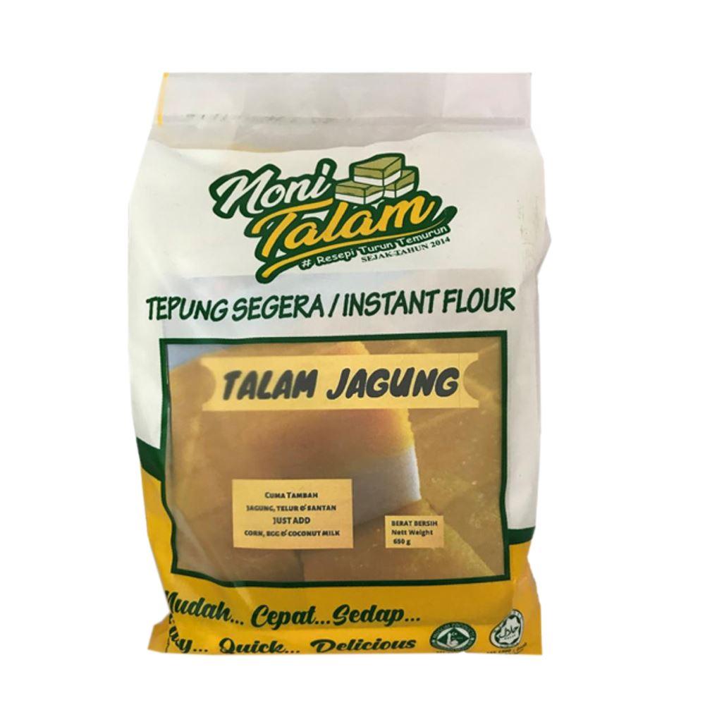 Talam Jagung Instant Flour