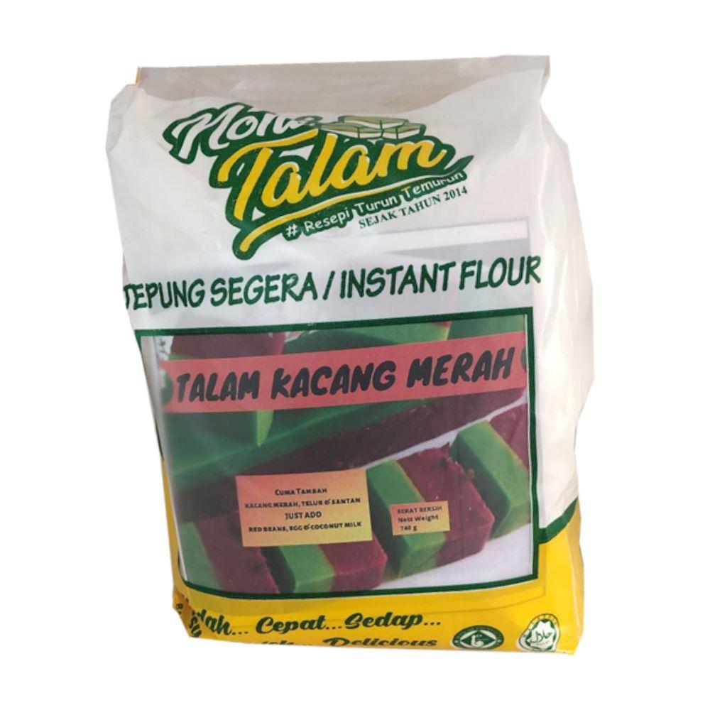 Talam Kacang Merah Instant Flour