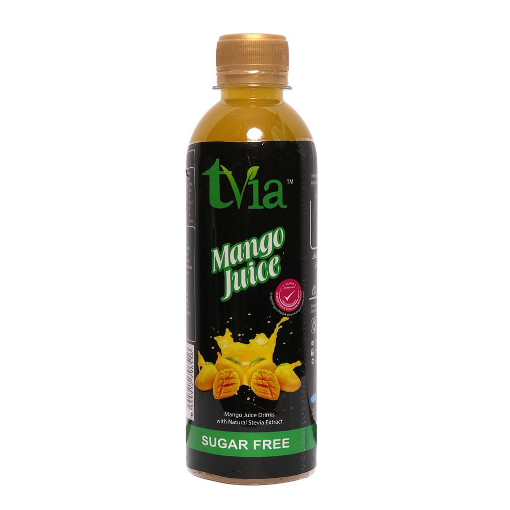 Mango Juice Drinks With Natural Stevia Extract (Free Sugar)
