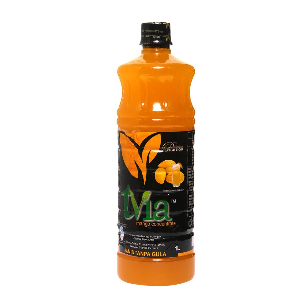 Mango Drink Concentrate With Natural Stevia Extract