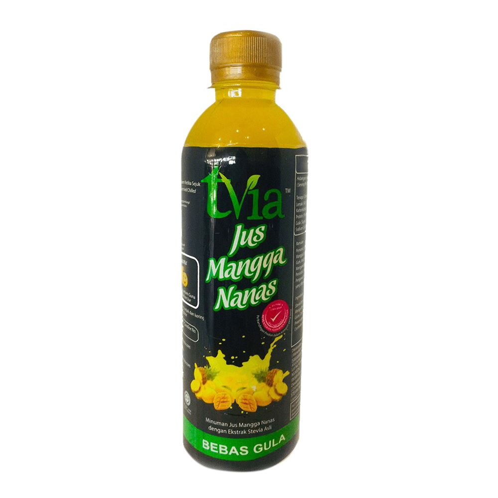 Mangopine Juice Drinks With Natural Stevia Extract (Free Sugar)