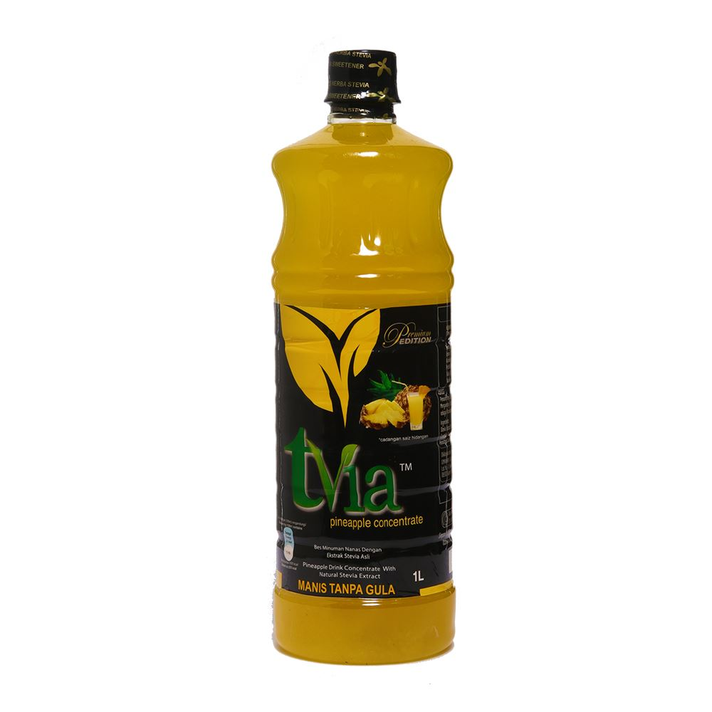 Pineapple Drink Concentrate With Natural Stevia Extract