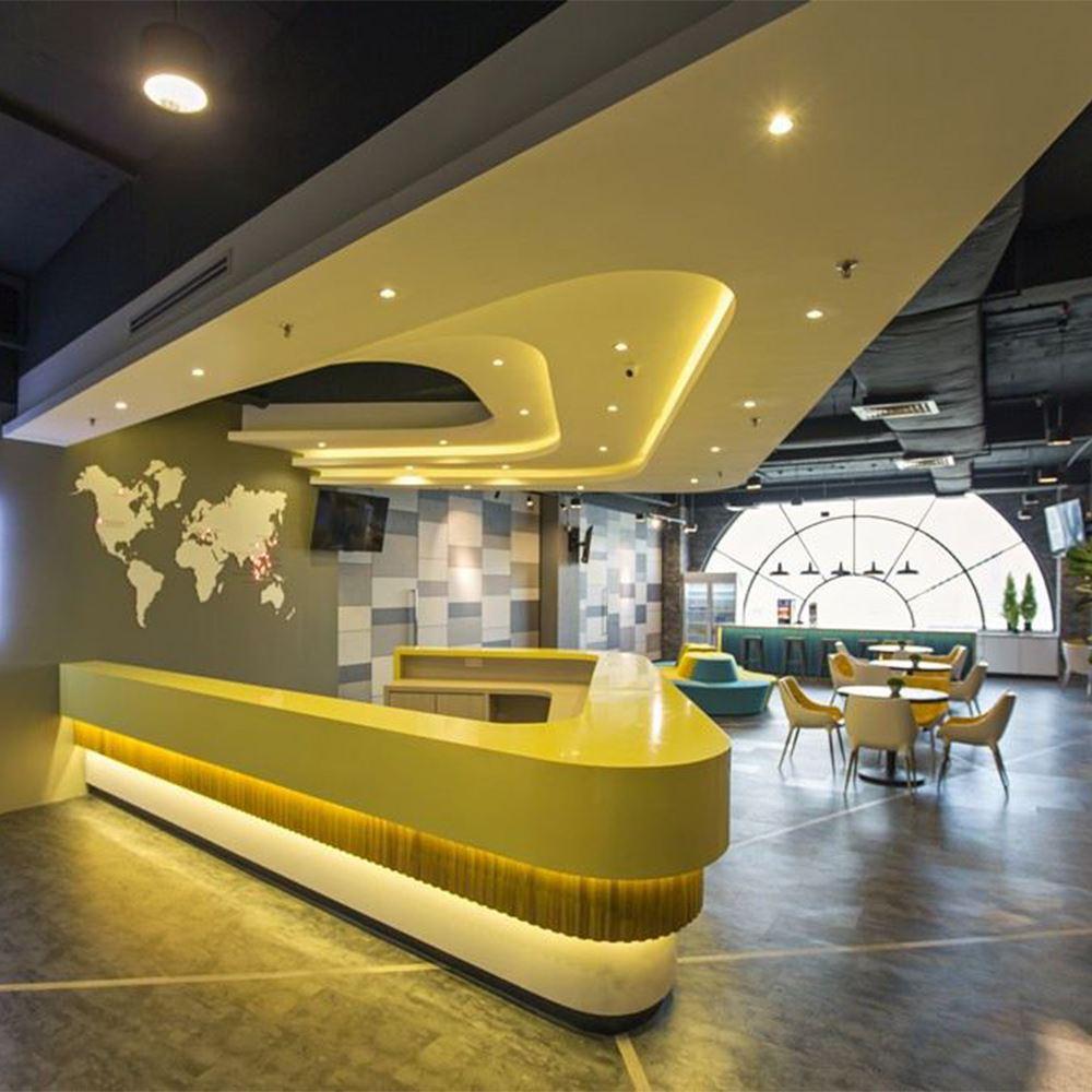Commercial Interior Design and Consultation Service