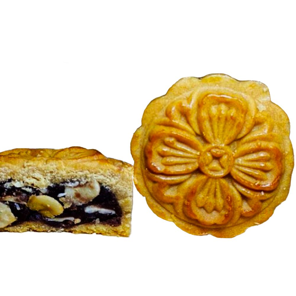 Redbean Kuachi Mooncake