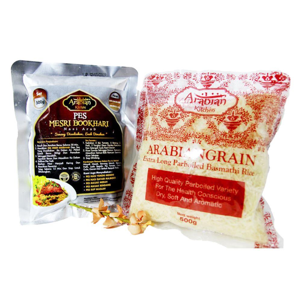 Pes Mesri Bookhari (Rice + Soup Paste) 1kg