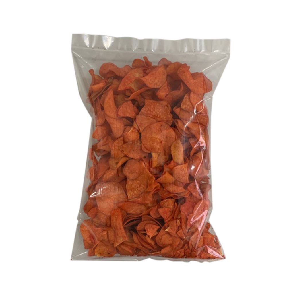 Dry Spicy Potato Chips