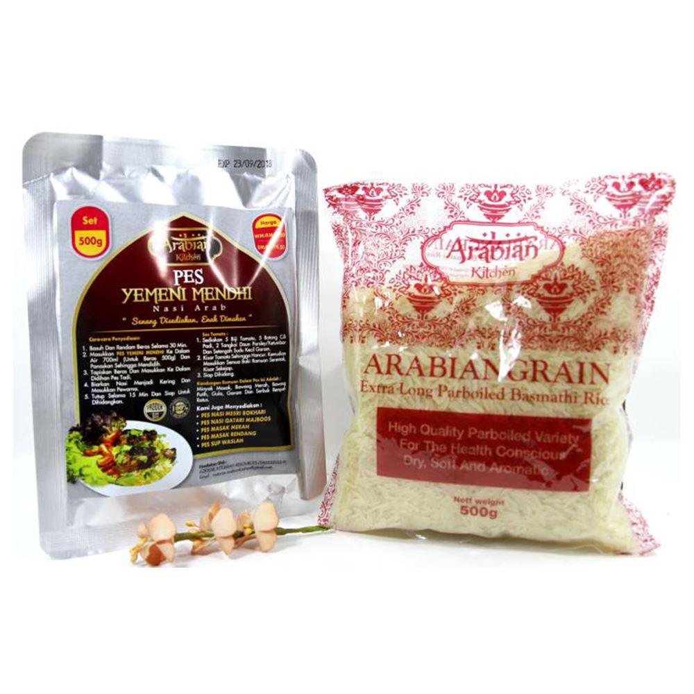 Pes Yemeni Mendhi (Rice + Soup Paste) 1kg