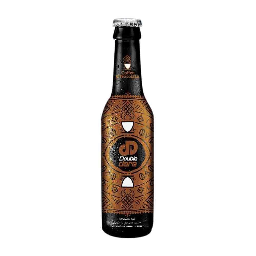Coffee Chocolate Carbonated Soft Drink