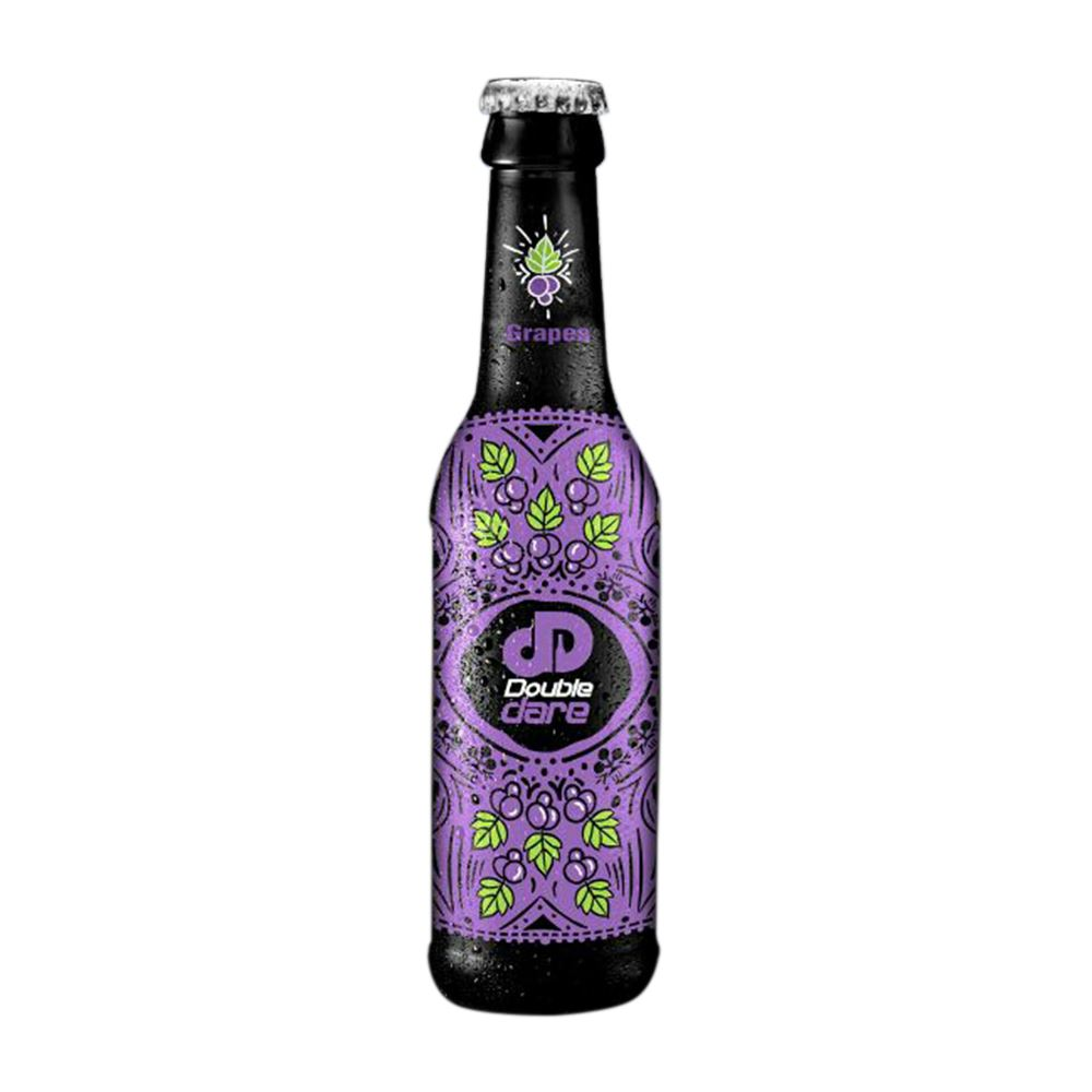Grapes Carbonated Soft Drink