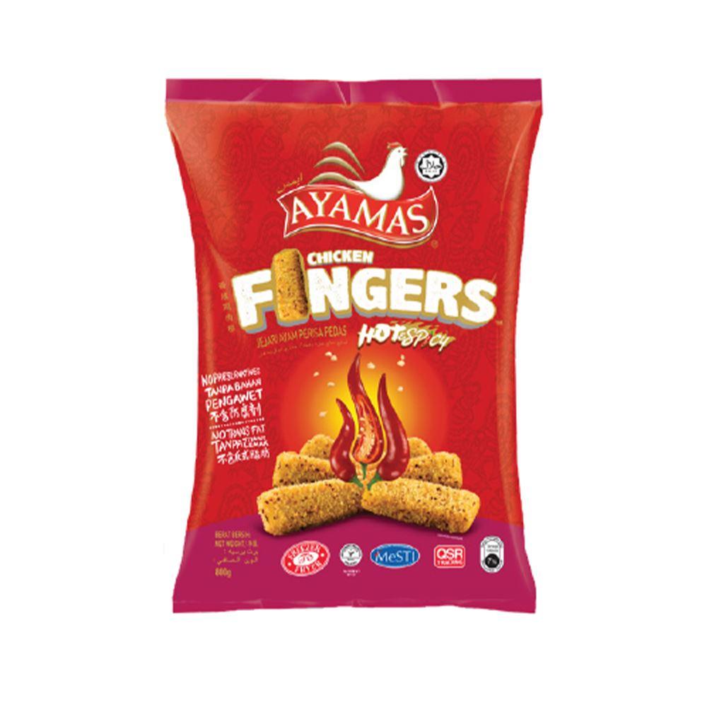 Chicken Fingers Hot & Spicy