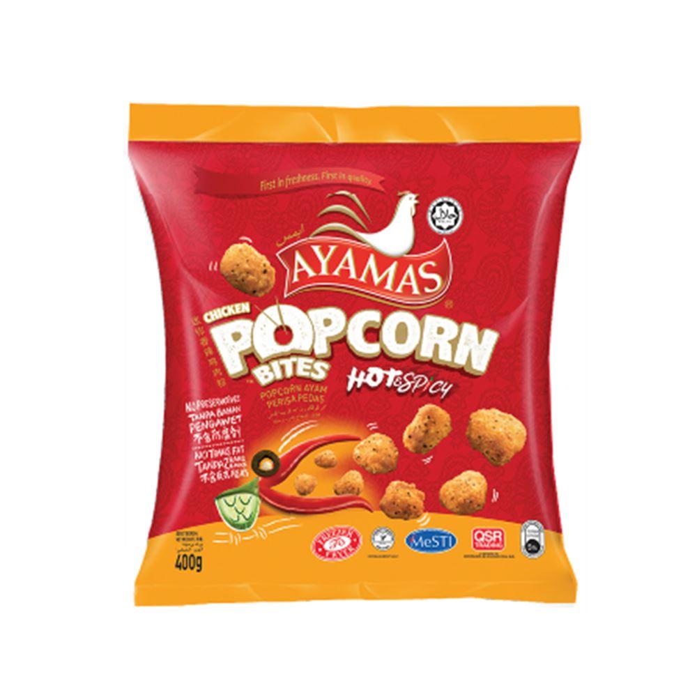 Chicken Popcorn Bites Hot & Spicy