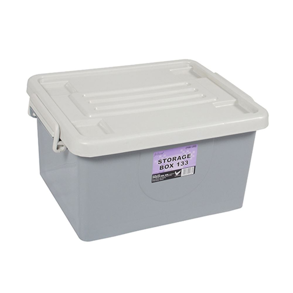 FSB 133 Storage Box With Wheel 15 Litre