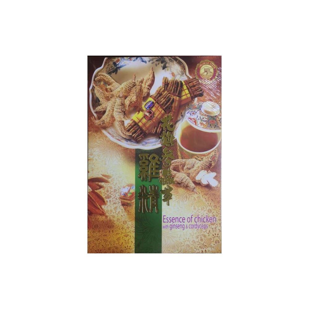 Essence of cordyceps & American Ginseng