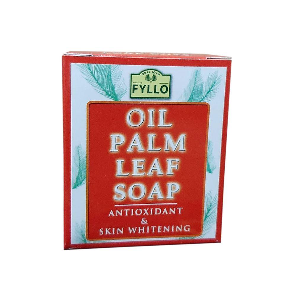 Oil Palm Leaf Soap