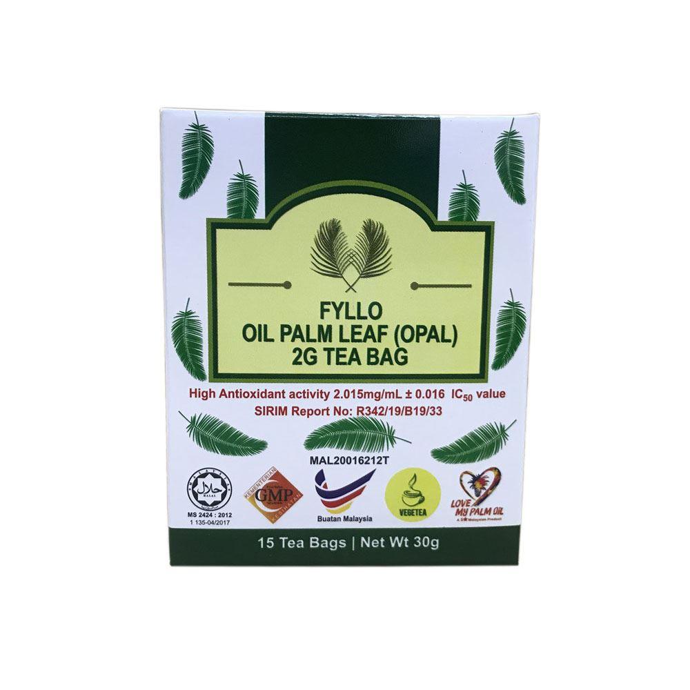 Oil Palm Lead (OPAL) 2G Tea Bag