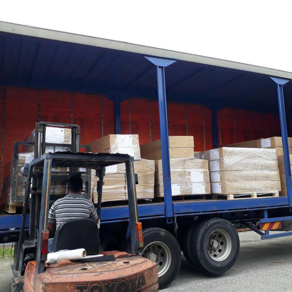 Inland transportation & distribution