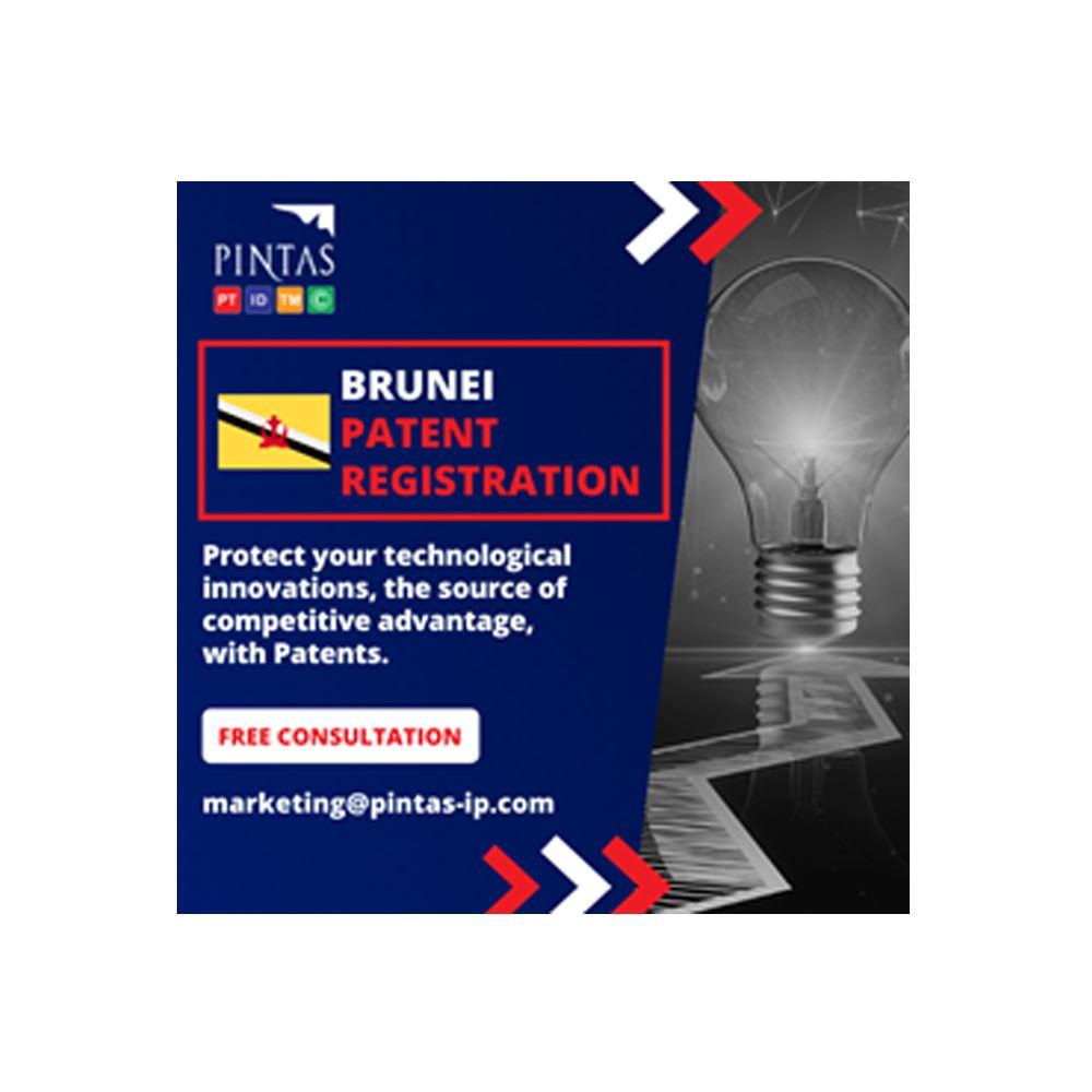 Brunei Patent Registration