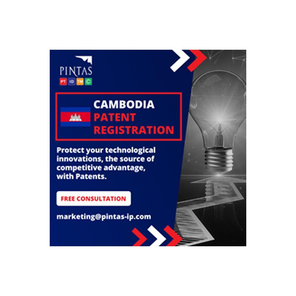Cambodia Patent Registration