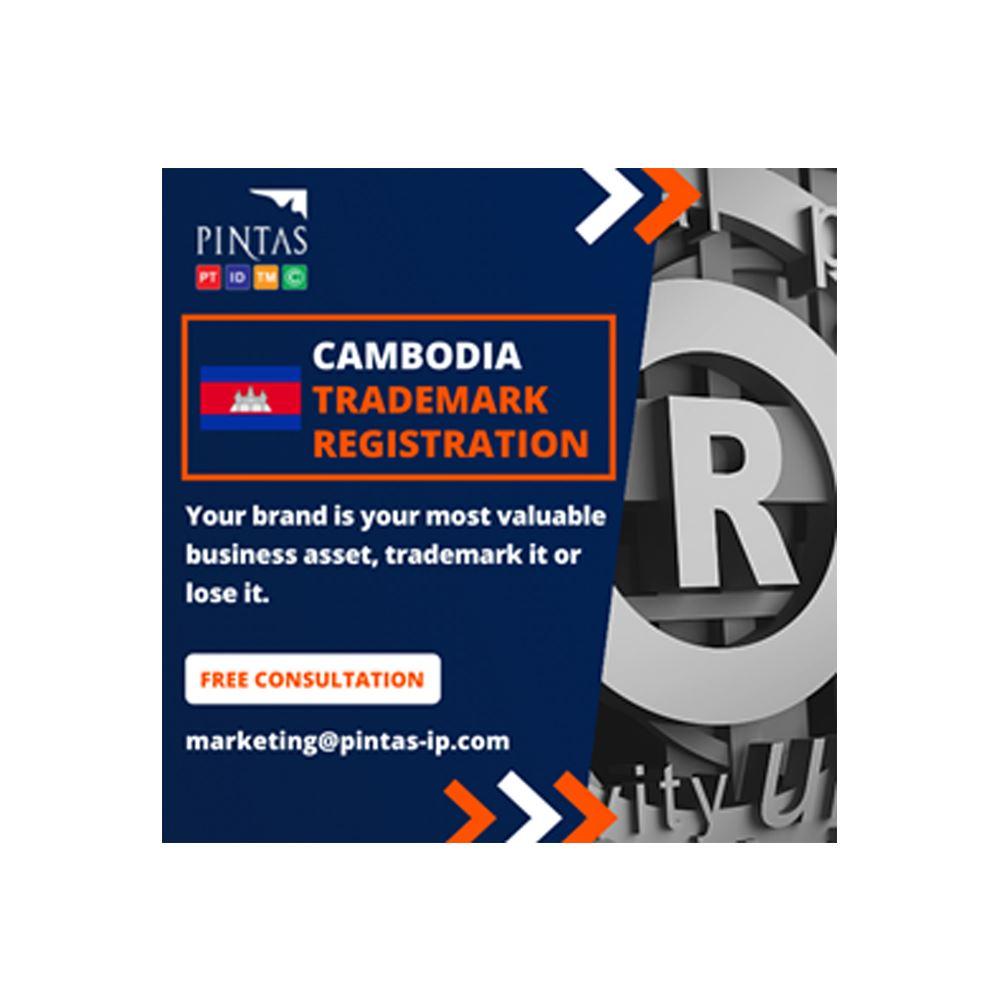 Cambodia Trademark Registration