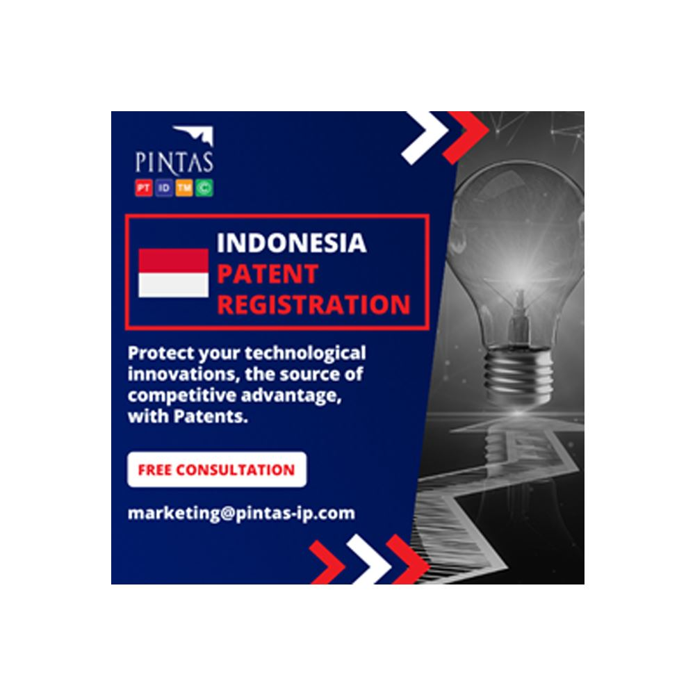 Indonesia Patent Registration
