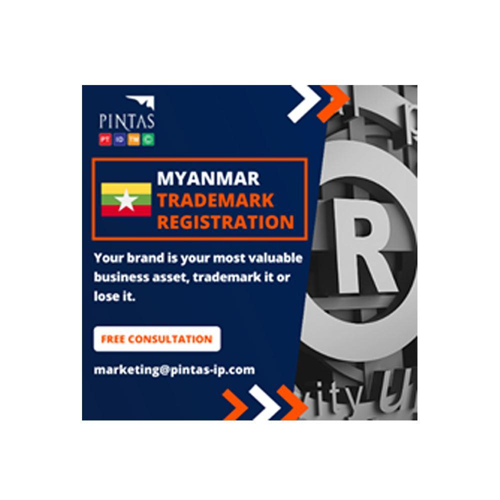 Myanmar Trademark Registration