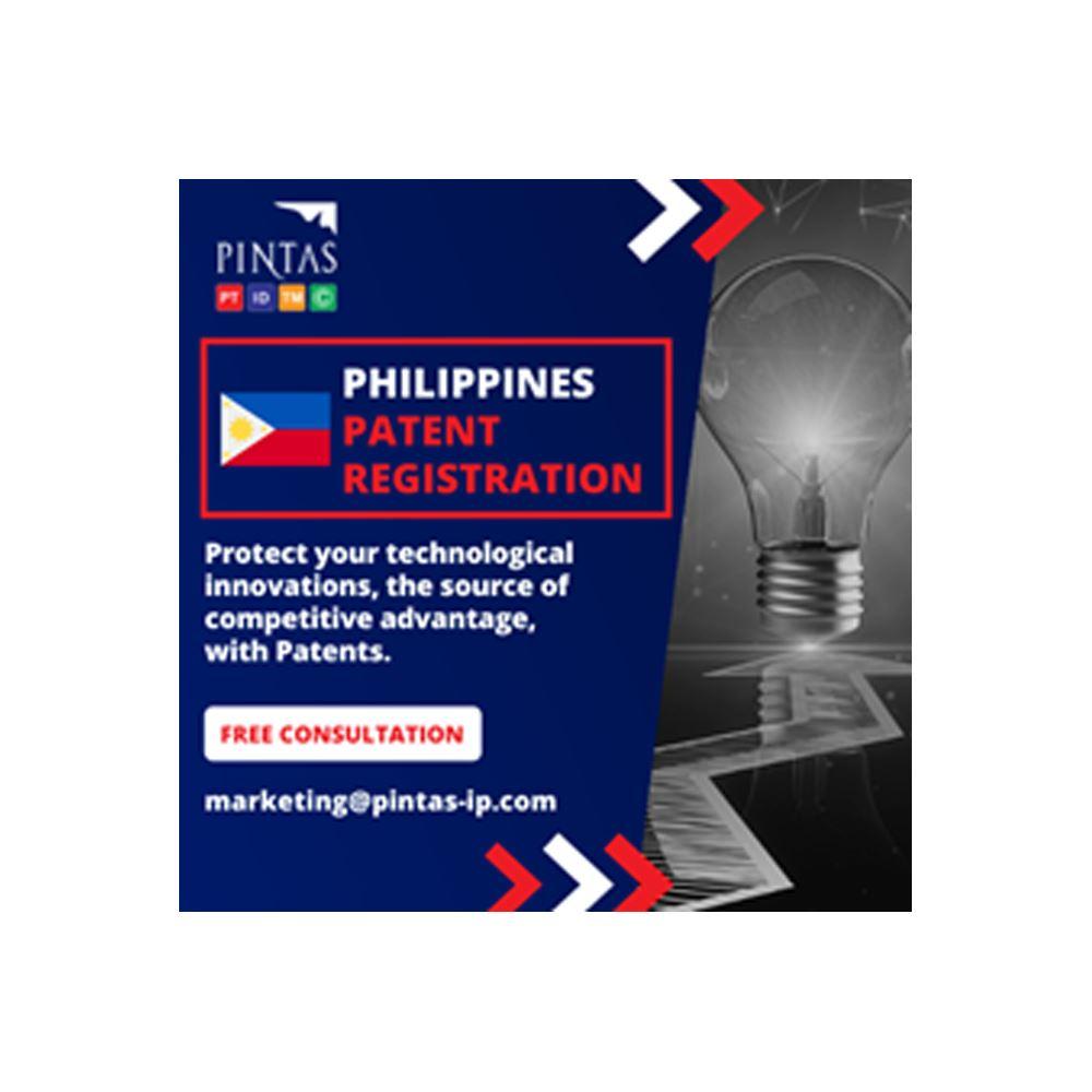 Philippines Patent Registration