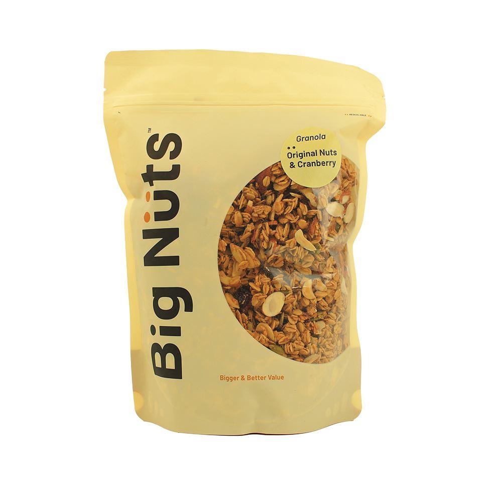 Granola Original Nuts & Cranberry 500g