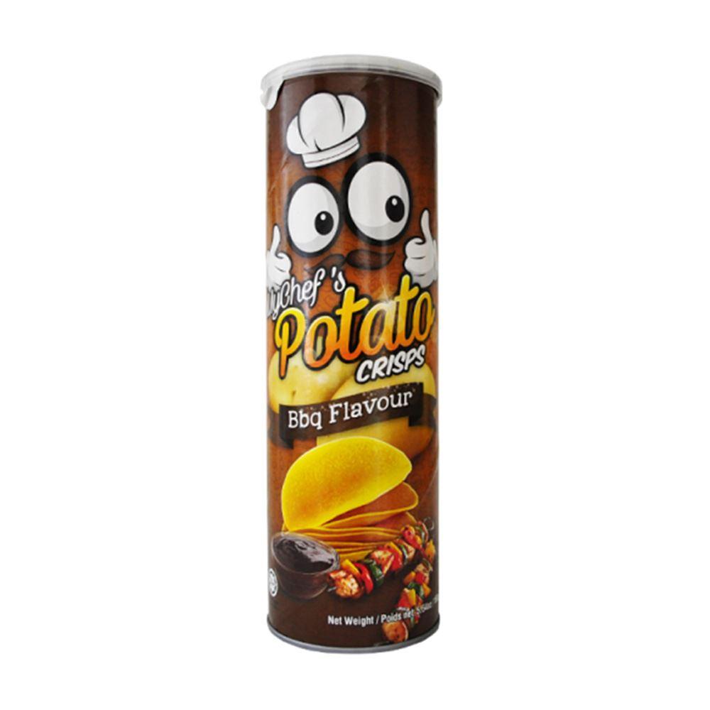 Potato Crisps – BBQ