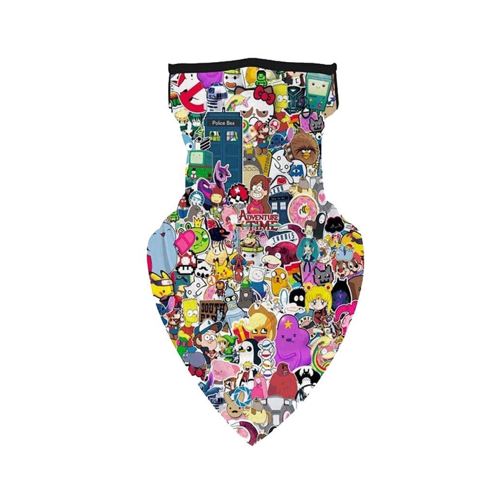 IKABENE LONDON Designer face mask Spring Summer 2020