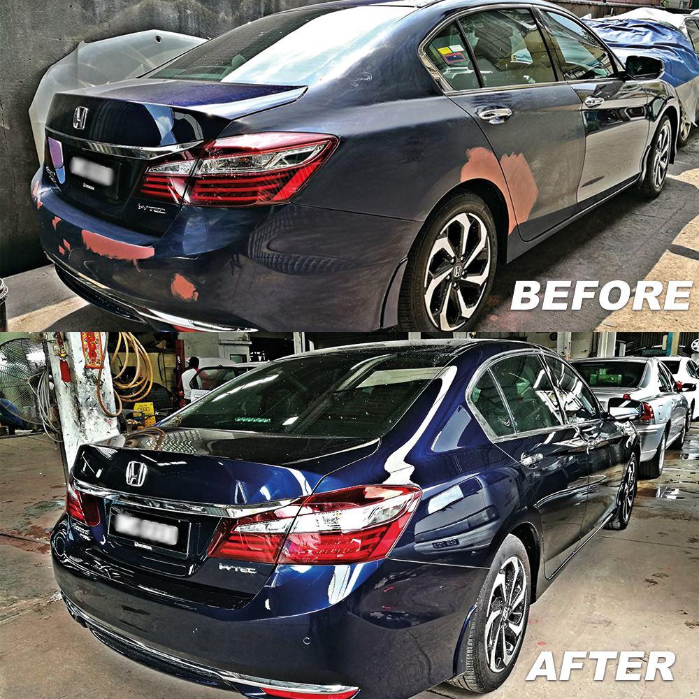 Full Auto Body Repaint