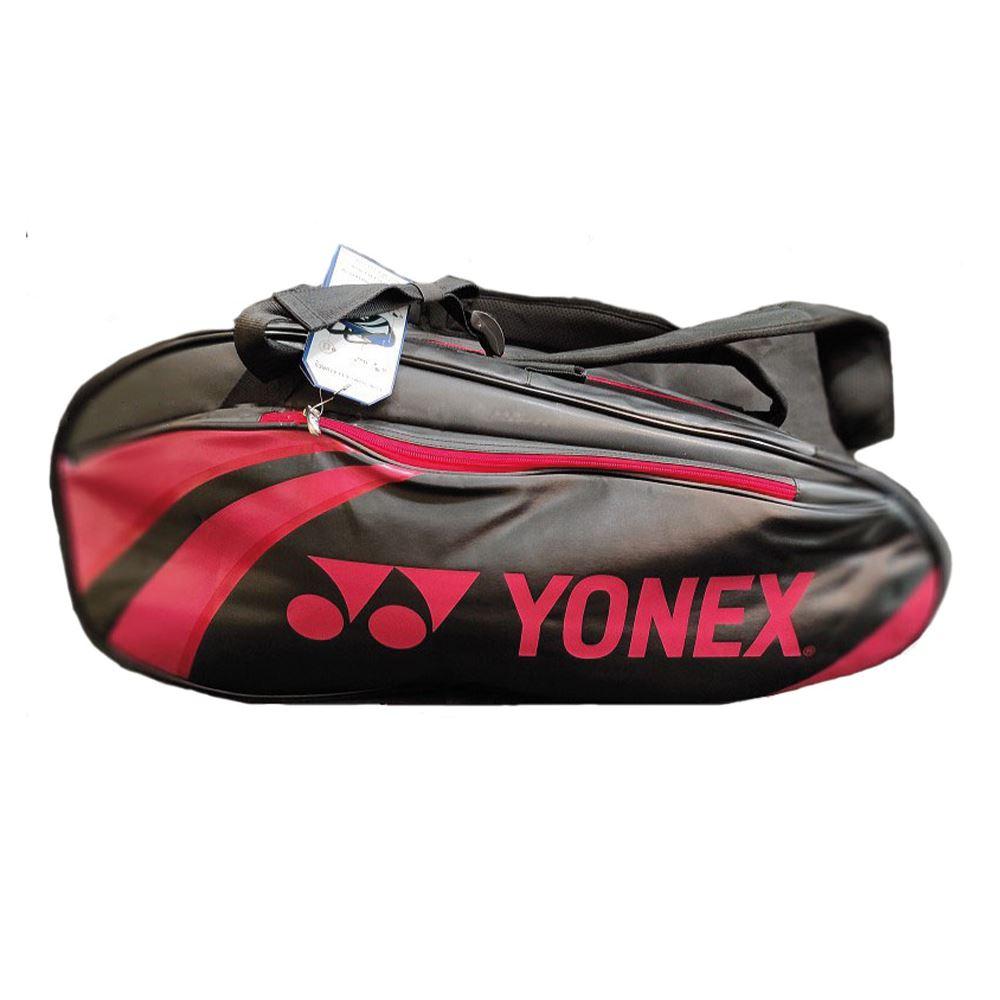 YONEX SUNR8929BT9P4 BADMINTON RACKET BAG-9PCS