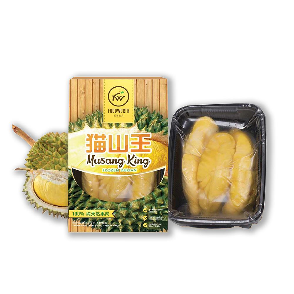 Durian Pulp
